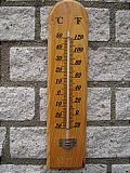 Mercury Wall Thermometer